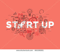 collection of startup icons in vector download free vector art