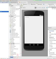 layouts for android android studio how to change layout stack overflow