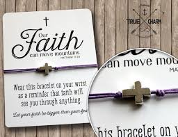 cross cord bracelet images Faith bracelet cross charm bracelet cord bracelet friendship jpg