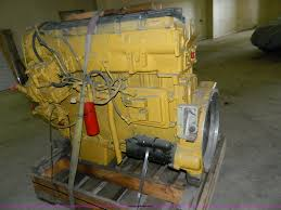 caterpillar 3406e engine item w9053 sold may 15 midwest