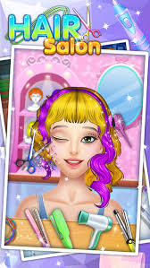 hair salon fun kids games on the app store