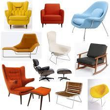 Modern Furniture Chair Png Mid Century Modern Chairs U2013 Helpformycredit Com