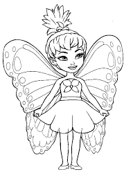 printable 31 cute fairy coloring pages 9668 fairies colouring