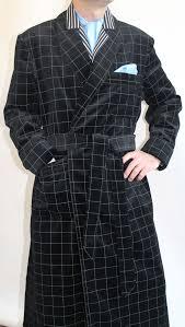 robe de chambre hommes robe de chambre pour homme en velours de coton doublure entiere bemberg