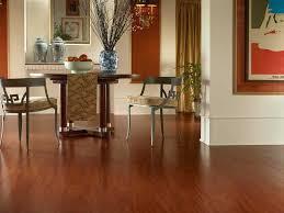 Dining Room Flooring by Hardwood Laminate Flooring System For Astonishing Look Amaza Design
