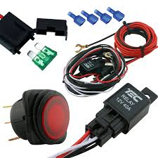 Led Light Bar Wiring Harness by Lamphus Cruizer Off Road Atv Jeep Led Light Bar Wiring Harness