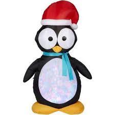 penguin outdoor decorations decorations