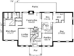 georgian style home plans georgian style house plans plan 8 498