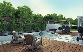 fire pit wood deck 25 top modern deck ideas pictures designing idea