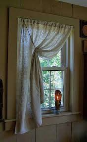 Bathroom Window Curtains Best 25 Primitive Curtains Ideas On Pinterest Country Window