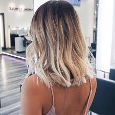 how to fade highlights in hair dark brown hairs root fade blonde pinteres