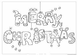 christmas coloring pages print coloring