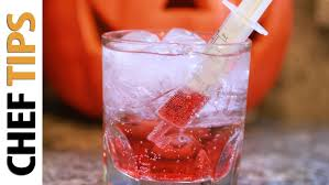 bloody shirley temple recipe halloween drink recipes youtube