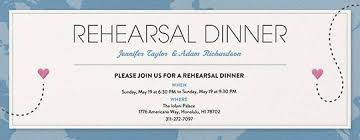 rehersal dinner invitations rehearsal dinner free online invitations