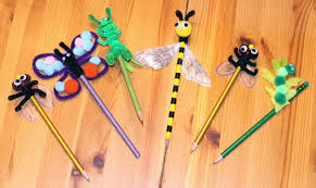decorated pencil gift craft children art crafts projects