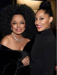 cute hairstylesondoesross for black people tracee ellis ross posts cute family photo with mom diana ross