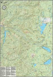 Oregon Trail Maps by Oakridge Oregon Trail Map Adventure Maps