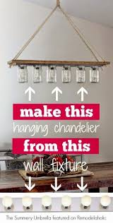 Hanging Kitchen Lights Best 25 Mason Jar Pendant Light Ideas On Pinterest Mason Jar