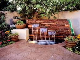adorable design ideas for your small courtyard your backyard design style finder hgtv