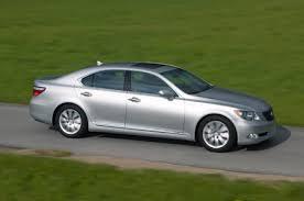 2007 lexus ls 460 luxury package lexus ls460l review the about cars