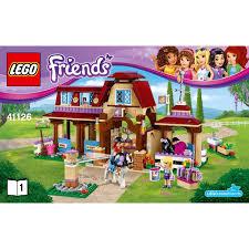 lego heartlake riding club 41126 instructions brick owl