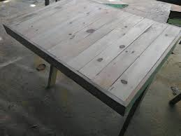 Criss Cross Coffee Table Pallet Table With Criss Cross Legs