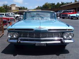 1959 chevrolet impala for sale classiccars com cc 985013