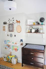 Repurpose Changing Table by Small Nursery Hacks Every Mom Needs To Know About