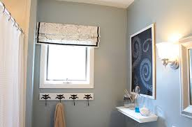 Roman Shades For Bathroom How To Sew A Roman Shade Easy Roman Shade Fake Roman Shade Valance