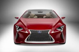 new lexus supercar 2016 lexus lf lc coupe and new compact suv reportedly in the cards for 2016