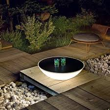 outdoor patio table lights patio furniture lighting home site