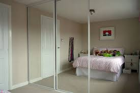 Sliding Glass Mirror Closet Doors Mirror Design Ideas Vinyl Glass Mirrored Wardrobes With Sliding