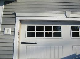 sears craftsman garage door garage garage door molding home garage ideas