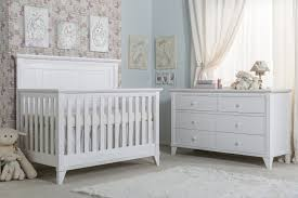 Crib White Convertible Silva Furniture Edison Convertible Crib White N Cribs