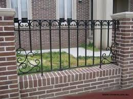Brick Fencing Design Ideas Get Inspired By Photos Of Brick - Brick wall fence designs