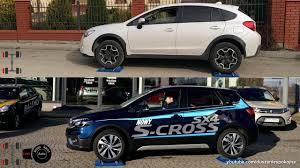 subaru xv crosstrek body kit subaru xv turbo auto cars