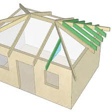 Hip And Valley Roof Calculator Hip Roof Framing Guide Hip Roof Framing Made Easier Ideas For