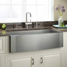 kitchen magnificent stainless steel apron sink lowes lowes bar