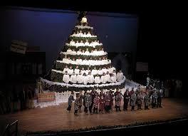singing christmas tree chattanooga boys choir presents annual singing christmas tree