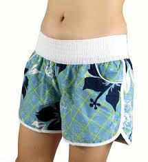 elastic girls womens boardshorts board shorts for women men