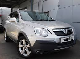 used vauxhall antara s for sale motors co uk