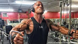 out here s the rock s workout playlist