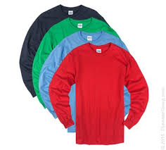 1 wholesale long sleeve t shirts cheap prices