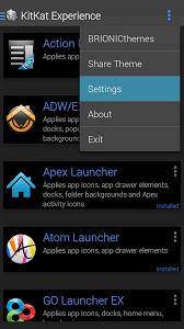 atom launcher apk free kitkat 4 4 launcher theme apk fieroe