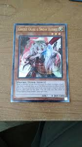 yu gi oh individual cards 31395 yugioh ghost ogre and snow rabbit