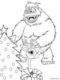 printable rudolph coloring pages kids cool2bkids
