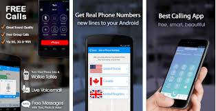 free calling apps for android display your phone number when your friends or family receive your