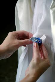 something blue ideas 6 something ideas for your wedding day the overwhelmed