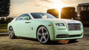 customized rolls royce rolls royce wraith jade pearl unveiled upcoming cars 2015