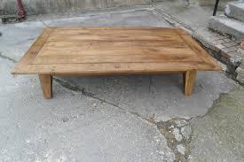 rustic oak coffee table rustic oak coffee table
